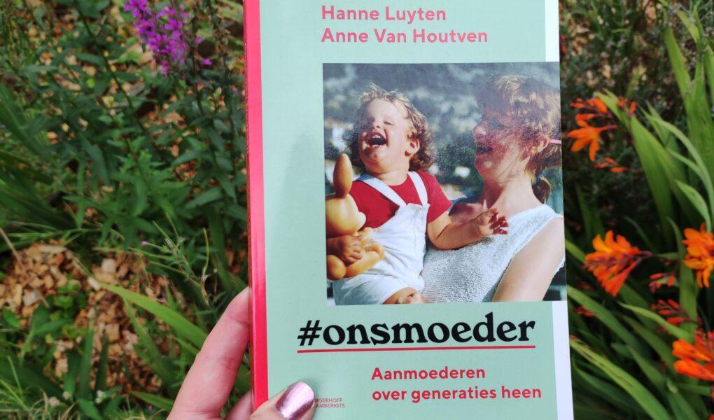 banner boek #onsmoeder
